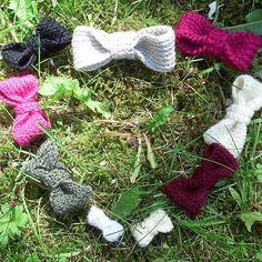 #madebyme #crochet #crochetbow #diy #hairpiece #homemade #instacrochet #itsetehty #summer #kesä #virkkaus #handmade #girly #heart #summercrochet #fashion #summerfashion