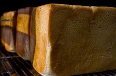 オパンの山型食パン、角型食パン(2017.01.28)