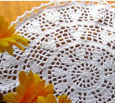 Ravelry: Doily heart filet pattern by Márcia Galti, thread crochet, crochet