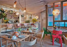 MAMA CAMPO il nuovo ristorante bio a Madrid