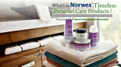 Norwex Timeless Personal Care Product Ingredients