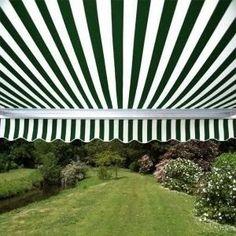10 ft. W x 8 ft. D Rectangular Patio Awning