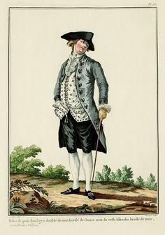 eighteenth century fashion plates - Google Search