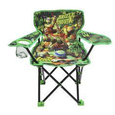Camping Chair License Teenage Mutant Ninja Turtle | ToysRUs Australia