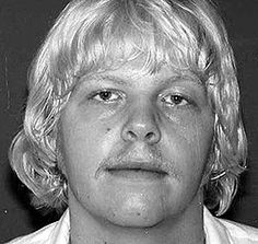 Thor Nis Christiansen, serial killer. Born in 1957, he shot and killed 4 young women in California, USA. Christiansen then committed necrophilia on their bodies.