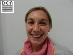 Leticia Peñuelas Orobia en nuestra clínica de Almería