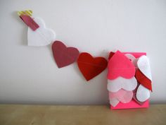 Items similar to Confetti Garland // Big Love Heart Felt Party Bunting // 2 meters on Etsy Big Love, Felt Hearts, Love Heart, Confetti, Garland, Gift Wrapping, Unique Jewelry, Handmade Gifts, Party