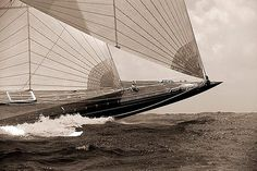 Endeavour Sepia by Michael Eudenbach: Color Photograph available at www.artfulhome.com
