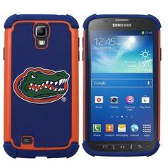 Florida Gators Dual Hybrid 2-Piece Samsung Galaxy S4 Phone Case - Royal Blue | Gator SportShop