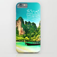 EXPLORE MORE 3 - for iphone iPhone & iPod Case