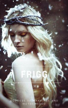 "Norse Mythology "" Popular Goddesses (pt1) """