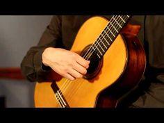 5. PAM Arpeggio Pattern for Classical Guitar (technique lesson) - YouTube