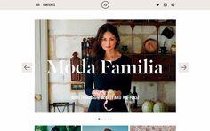 Moda Familia | httpster.net