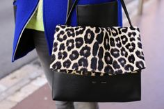 Celine-All Soft in leopard