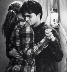 Harry and Hermione / Harry Potter