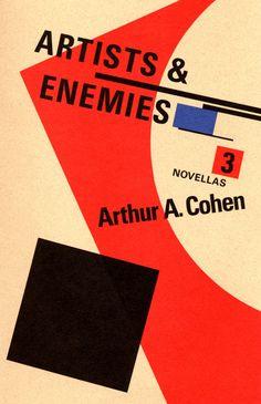 Artists & Enemies / Elaine Lustig Cohen