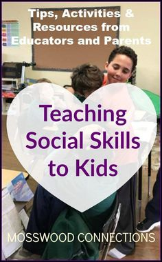 Teaching social skills to kids will help them develop healthy relationships. Young children, children with autism, and children who struggle with social skills will benefit.