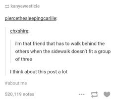 That one friend:<<<this is totally my life Tumblr Funny, Funny Memes, It's Funny, Hilarious, Les Sentiments, Literally Me, That One Friend, Describe Me, I Can Relate