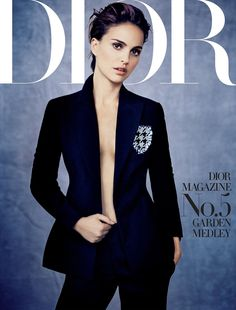 dd0a7e63184d8 Natalie Portman photographed by Paolo Roversi for Dior magazine
