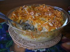 CHICKEN NOODLE CASSEROLE « The Southern Lady Cooks