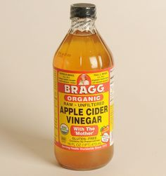 Mix apple cider vinegar with water (half and half) and massage into scalp and leave to sit and soak for 10 minutes. Restores your hair's natural pH, making it super shiny and not itchy, gets rid of scalp itchiness and dandruff...it's amazing