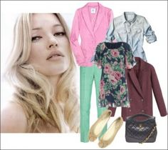 Light Summer - What to Wear / How to Dress