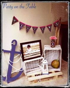 First Birthday Party | CatchMyParty.com