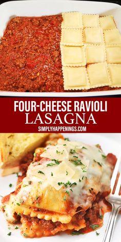 Italian Recipes, Beef Recipes, Baking Recipes, Pasta Recipes, Family Recipes, Drink Recipes, Easy Dinner Recipes, Great Recipes, Favorite Recipes