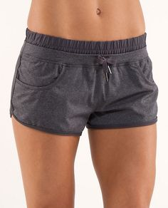 Lulu love... will I be inspired to go running because I buy cute shorts or so I look cute in the shorts?! Either way, I want!