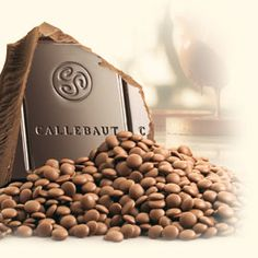 Callebaut - Finest Belgian Milk Chocolate