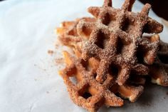 SweetStacks doughnuts  http://sweetstacks.com/coffee-doughnuts-kind-day/