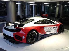 United Autosports - McLaren MP4 12C GT3