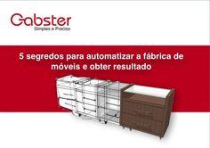 Produção de móveis sob medida | Gabster