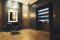 Nashwhite Hairdressing salon interior