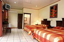Arenal Manoa room Arenal Costa Rica