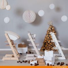 We're dreaming of a Tripp Trapp Christmas......