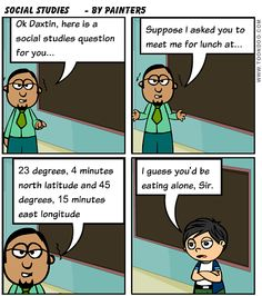 teacher evaluation cartoons | By Painter5 | View this Toon at ToonDoo | Create your own Toon