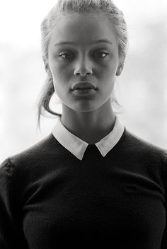 French girl.