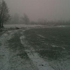 Winter Belgium 2012