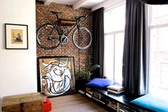 Maria & Eric's Creative, Comfortable Home in Amsterdam