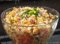 Surówka na majówkę w 5 minut :) Polish Recipes, Recipes From Heaven, Tortellini, Food Design, Guacamole, Potato Salad, Catering, Side Dishes, Grilling