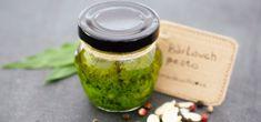 Bärlauchpesto selber machen:Hier das einfachste Rezept der Welt. 👍
