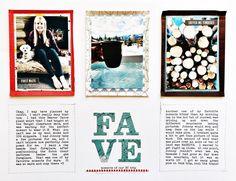 Going Horizontal | Guest Designer: Tara Elias