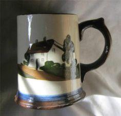 Vintage Dartmouth pottery motto ware ceramic tankard | eBay