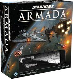 STAR WARS (TM): Armada - A Miniatures Game of Tactical Fleet Battles in the STAR WARS Galaxy