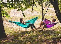 Świat bez prezesa: prawo do bierności Outdoor Furniture, Outdoor Decor, Sun Lounger, Hammock, Beach Mat, Outdoor Blanket, Blog, Home Decor, Chaise Longue
