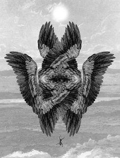 seraphim / Dan Hillier / Sacred Geometry <3