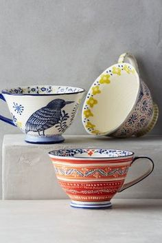 Anthropologie - Mugs & Teacups