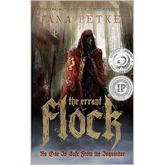 Amazon Bestselling and Multi Award-Winning Author  The Errant Flock, a historical epic of greed, betrayal, and murder, set during the Spanish Inquisition.  Valencia, Spain, 1491  The ambitions of four men merge and collide in a deadly game of intrigue.  David Sanz, a young militiaman, is forced to carry out a heinous crime, and he becomes an unwitting pawn in a tense battle for power.
