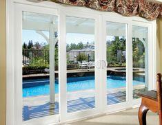 Sliding doors | Modern Double Sliding Patio Doors | Doors and ...